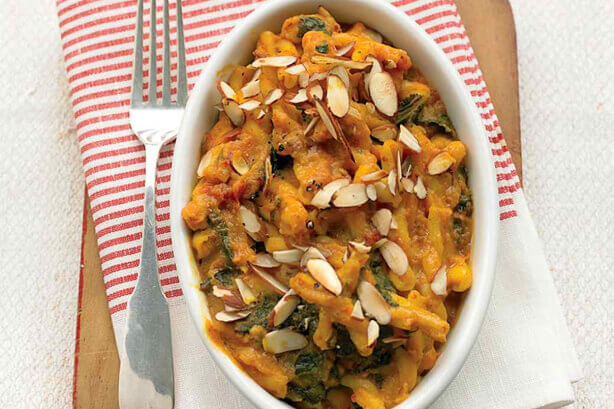Pumpkin Pasta by Martha Stewart
