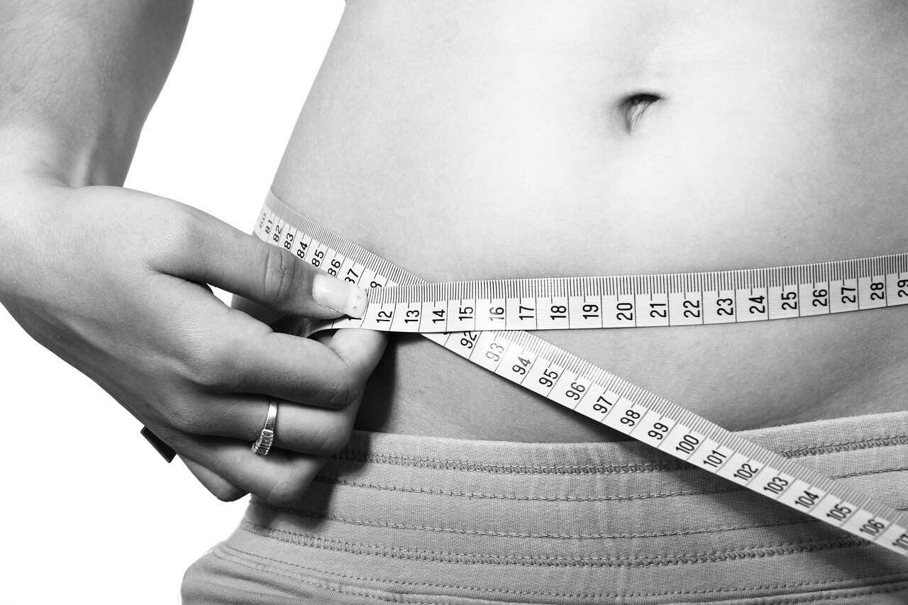 What happens in your body when you are losing weight?